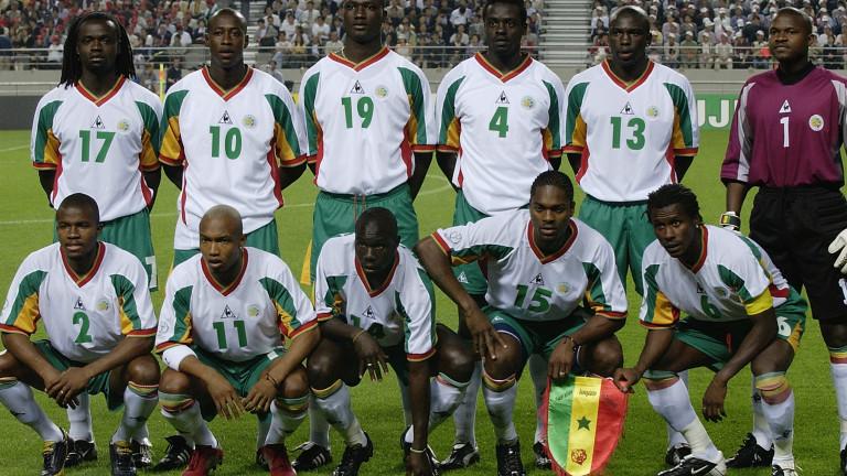 """Сенегал: """"Лъвовете от Теранга"""" вече имат скалп на световен шампион"""