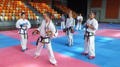Националите ни по таекуон-до ITF с тежки тренировки за световното