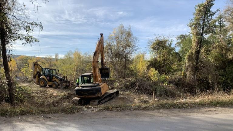Одобриха проекта за рехабилитация на пътя Русе - Кубрат. В