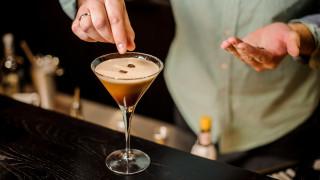 Как да си приготвим коктейла Espresso Martini