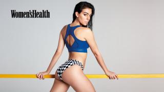 Джорджина Родригес: Срамувах се да тренирам с Роналдо
