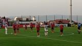 Локомотив (София) - Локомотив (Пловдив) 1:0, попадение на Лолала