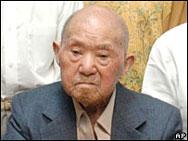 Най-старият жител на Земята стана на 112 години