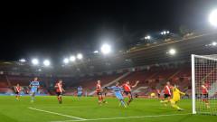 Мачът на Саутхямптън с Шрюсбъри за ФА Къп е отложен