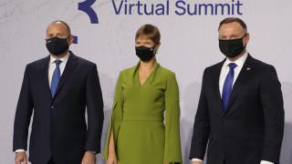 """Румен Радев: България ще е домакин на """"Три морета"""" въпреки саботажа на правителството"""