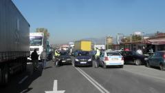 Борисов поискал от Ципрас коридор за транзитни превози през границата
