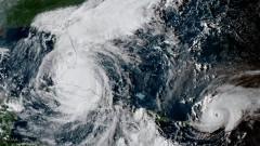 "Ураганът ""Ирма"" отслабна над Флорида до тропическа буря"