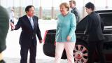 ЕС и Анкара са близо до споразумение за визите, убедена Меркел