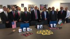 ГДБОП получи дарение за разкриване на киберпрестъпления