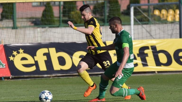 Клуб от Бразилия е пожелал Густаво Афоност от Ботев (Пловдив),