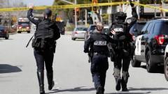 Стрелба е чута в търговски център в САЩ