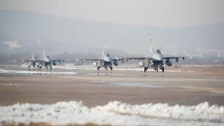 Военните учения между САЩ и Южна Корея са отменени за неопределено време