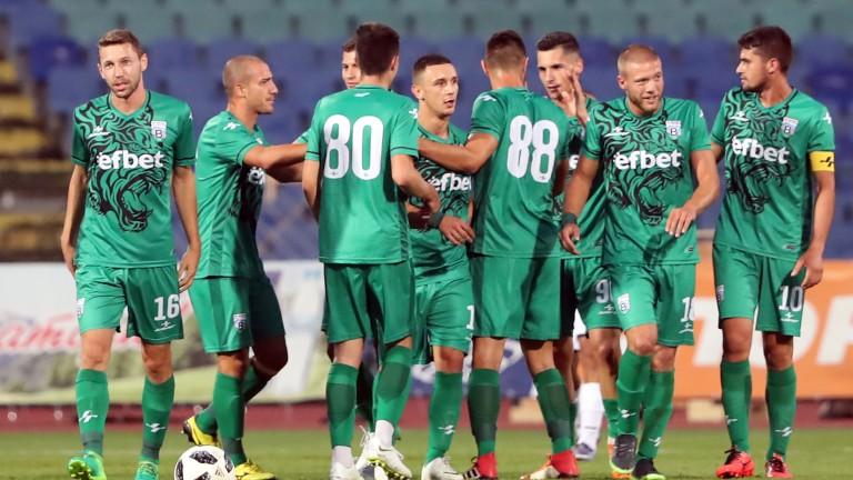 Славия отнесе звучен шамар от преобразения отбор на Витоша