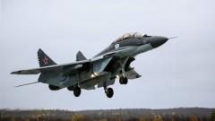 МиГ-29 се разби в Египет