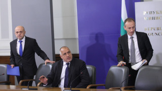 Борисов започва магистрала от знание