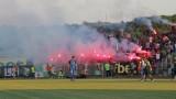 Пълен стадион на Ботев (Враца) - ЦСКА