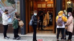 Скок на коронавирус случаи в Гърция