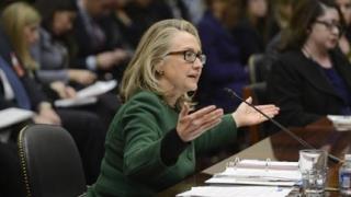 Хилари Клинтън даде показания пред сената по нападението в Бенгази