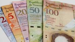 Венецуела въвежда нова банкнота с пет нули