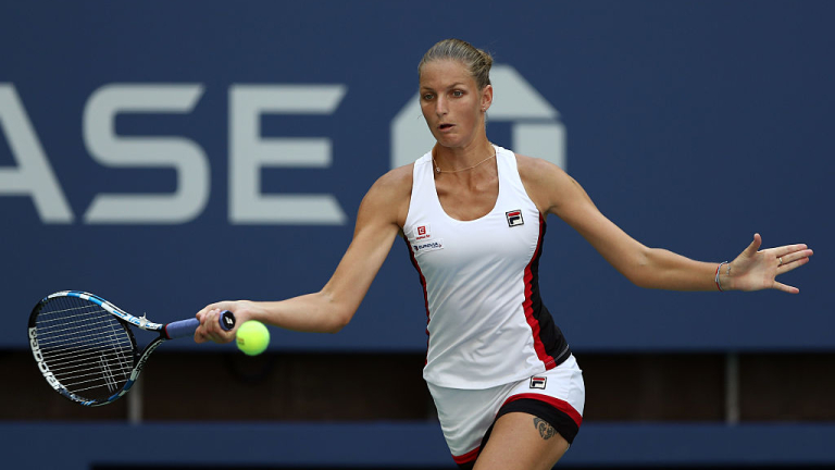 Плишкова е третата полуфиналистка в Ню Йорк