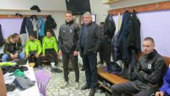 Етър не успя да победи в дебюта на Станислав Генчев