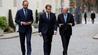 Доверието към френския премиер Едуар Филип расте след кризата с коронавирус