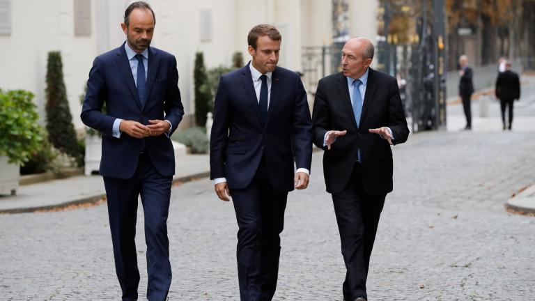 Френският премиер решен да завърши пенсионната реформа
