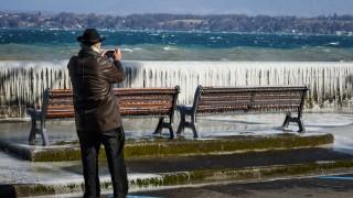 """""""Смахнато"""" време: В Арктика по-топло от много места в Европа"""