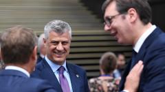 Няма да има разделяне на Косово, няма да има и автономия за сърбите, обяви Тачи