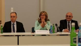 Захариева: Една от основните цели на Берлинския процес е да свърже хората и бизнеса