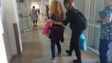 Иванчева излезе от болницата отново окована