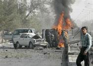 Самоделна бомба уби двама US-войници в Афганистан
