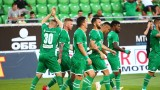Лудогорец победи Жрински Мостар с 1:0