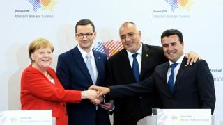 Германия и Полша искат интегрирането на Албания и Северна Македония в ЕС