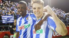 Реал Сосиедад иска да задържи Мартин Йодегор