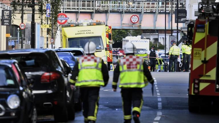 Външно няма информация за загинали в Лондон