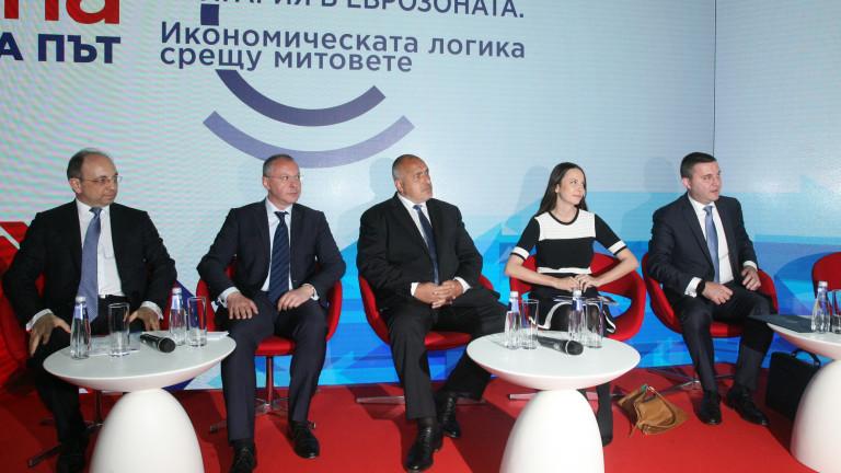 Финансовият министър Владислав Горанов развенча някои от основните митове, популярни