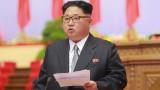 Пхенян твърди, че Ким Чен Ун е открил завод на 1 май