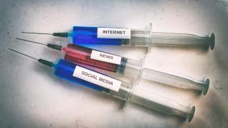 Пристрастяването към социалните мрежи е истинска болест