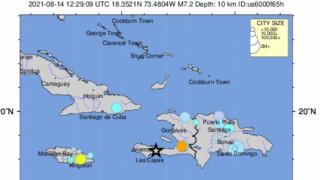 В Хаити са отвлечени 17 американци - мисионери