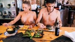 Къде може да обядвате голи в Берлин? (СНИМКИ)
