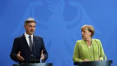 Няма да има промяна на границите на Балканите, категорична Меркел