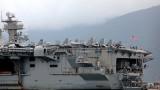 25 моряци с коронавирус на американски самолетоносач