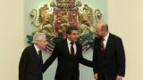 Учените българисти носят славата ни по света, убеден Плевнелиев