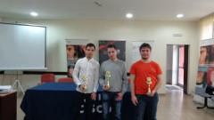 Наградиха най-добрите от най-добрите ученици по компютърни мрежи
