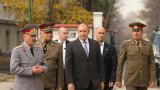 Сухопътните войски - на предела на деветте си живота