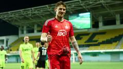 Звонимир Микулич впечатлил с изявите си в Молдова, спасил 86% от ударите към вратата си