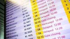 """Спиране на тока временно затвори летище """"Схипхол"""" в Амстердам"""