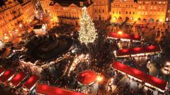 Предколедна Прага