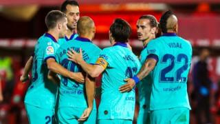 Барселона не срещна затруднения срещу опашкаря Майорка и се завърна победоносно в Ла Лига